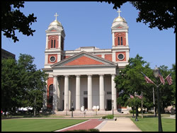 Cathedral Of The Immaculate Conception - Ceremony Sites, Parks/Recreation, Attractions/Entertainment - 2 S Claiborne St, Mobile, Alabama, United States