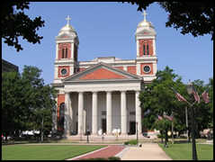 Cathedral of the Immaculate Conception - Ceremony - 2 south claiborne street, Mobile, AL, United States