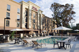 Hampton Inn & Suites - Hotels/Accommodations - 525 Providence Park Dr E, Mobile, AL, 36608