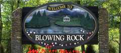 Blowing Rock Visitors Guide - Attraction - Main St, Blowing Rock, NC, 28605