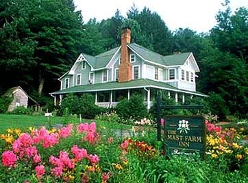 Mast Farm Inn - Hotels/Accommodations, Ceremony & Reception, Ceremony Sites - Historic Valle Crucis, 2543 Broadstone Road, Banner Elk, NC, United States