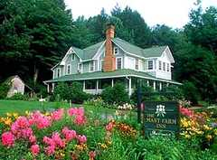 Mast Farm Inn - Hotel - Historic Valle Crucis, 2543 Broadstone Road, Banner Elk, NC, United States