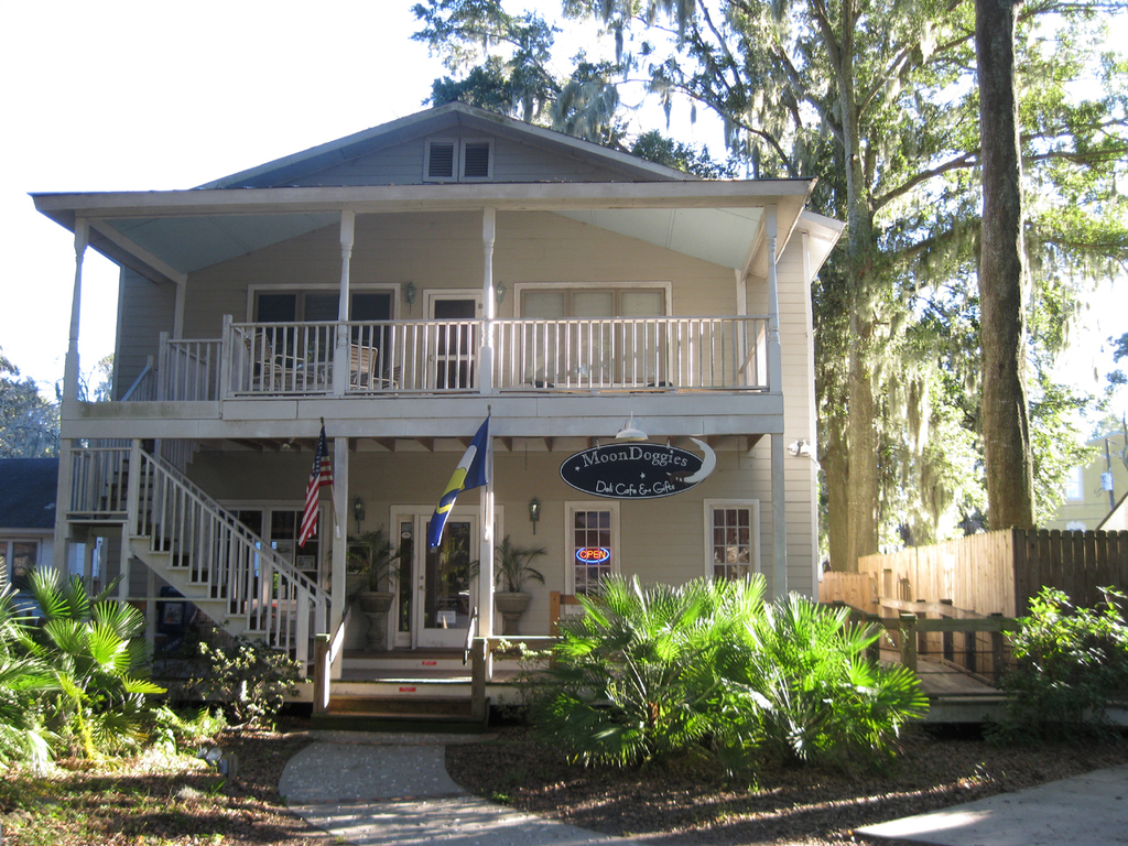 Moondoggies Cafe & Gifts - Reception Sites, Restaurants - 930 9th St, Port Royal, SC, 29935