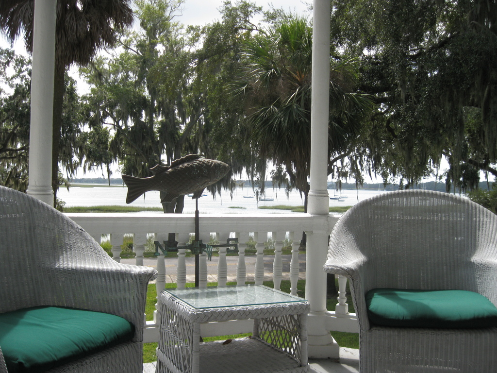 Cuthbert House B&b - Reception Sites, Hotels/Accommodations - 1203 Bay St, Beaufort, SC, 29902