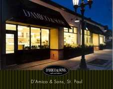 D'Amico & Sons - Restaurant - 975 Grand Avenue, St Paul, MN, United States