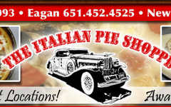 Italian Pie Shoppe - Restaurant - 1670 Grand Ave, St Paul, MN, 55105, US