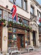 Brit's Pub - Restaurant - 1110 Nicollet Ave, Minneapolis, MN, USA