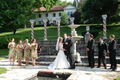 Verona Columns Park - Ceremony - Overhill Rd & Ensley Ln, Prairie Village, KS, 66208