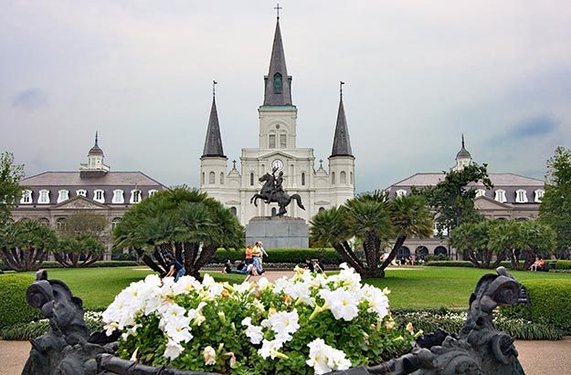 Jackson Square - Ceremony Sites - New Orleans, Louisiana, United States