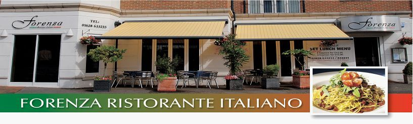 Forenza Ristorante Italiano - Brunch/Lunch - 1 Bridge Street  , Maidenhead, SL6 8LR 