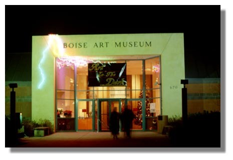 Boise Art Museum - Attractions/Entertainment, Ceremony Sites, Reception Sites - 670 Julia Davis Drive, Boise, ID, United States
