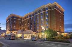 Hilton Columbia Center - Hotel - 924 Senate Street, Columbia, SC, United States