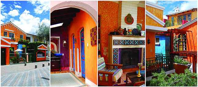 La Casa Sol Bed & Breakfast - Hotels/Accommodations - Calama 127 y 6 de diciembre, Quito, Ecuador