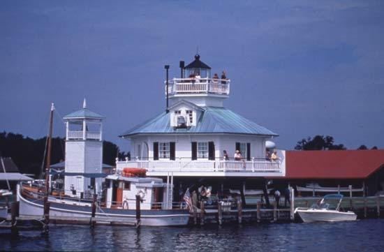 Chesapeake Bay Maritime Museum - Attractions/Entertainment, Shopping, Ceremony Sites - 213 N Talbot St, St Michaels, MD, United States