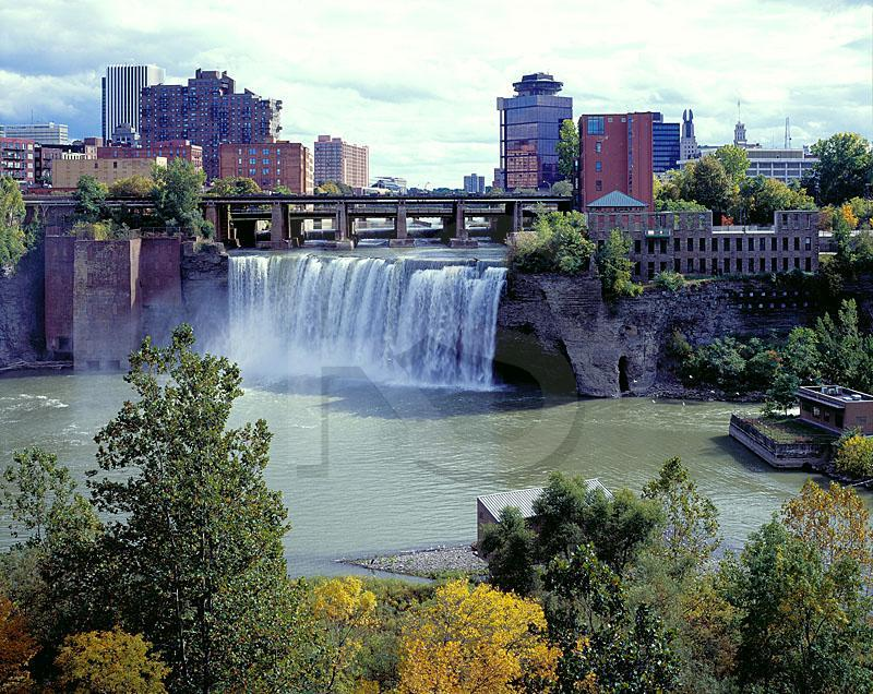 High Falls - Attractions/Entertainment, Reception Sites - 60 Browns Race, Rochester, NY, 14614