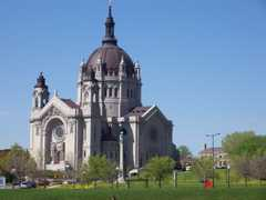 Cathedral of St. Paul - Cathedral - Cathedral of St Paul, Summit Ave, St Paul, MN