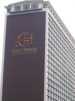 Galt House Hotel &amp; Suites - Hotels/Accommodations, Ceremony Sites - 140 N 4th St, Louisville, KY, United States