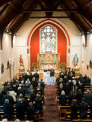 St Mochta's Church - Ceremony - Annfield Lawn, Clonsilla, IE
