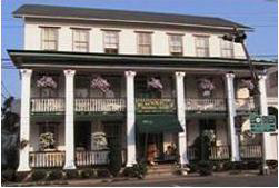 National Hotel - Hotels/Accommodations, Restaurants, Reception Sites - 31 Race Street, Frenchtown, NJ, United States