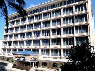 Hotel Holiday Inn Express San Juan - Hotels/Accommodations - 1 Mariano Ramirez Bages Condad, San Juan, Puerto Rico