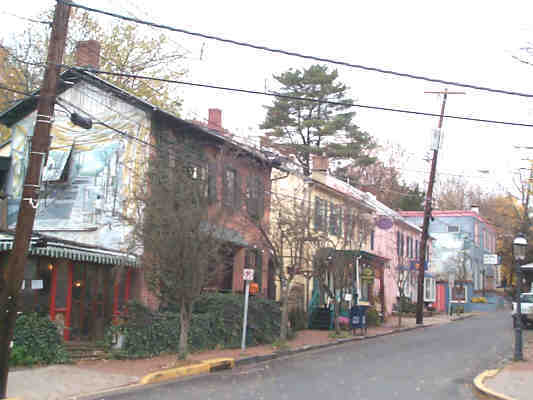 New Hope - Shopping - New Hope, PA