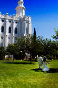 St. George Utah Temple - Ceremony - 250 E 400 S, St George, UT, United States