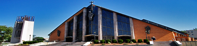 Holy Family Church - Ceremony Sites - 28 Brookline Ave, Nutley, NJ, 07110