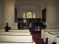 MARTHA MARY CHAPEL - Ceremony -