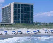 Sheraton Atlantic Beach - Hotel Accomodation - W Fort Macon Rd, Atlantic Beach, NC, 28512