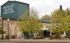 Nicollet Island Pavilion - Reception - 40 Power St, Minneapolis, MN, 55401, United States
