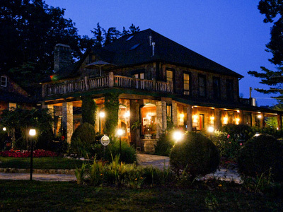 Ragged Gardens Inn - Hotels/Accommodations - 203 Sunset Drive, Blowing Rock, NC, United States