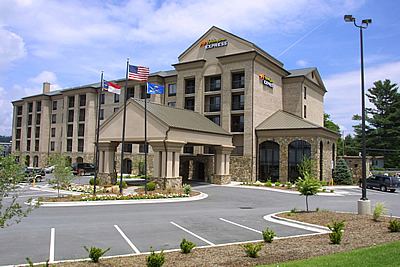 Holiday Inn Express - Hotels/Accommodations - 1943 Blowing Rock Rd, Boone, NC, United States