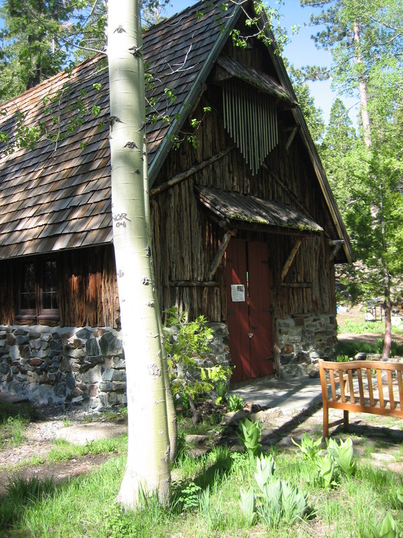 Fallen Leaf Chapel - Ceremony Sites - 280 Fallen Leaf Rd, South Lake Tahoe, CA, 96150