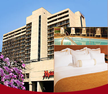 Charleston Marriott Town Center - Hotels/Accommodations, Reception Sites - 200 Lee St E, Charleston, WV, USA