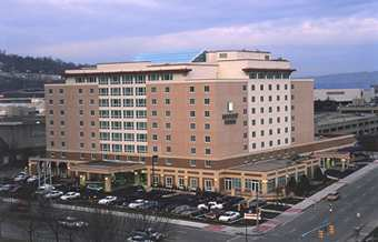 Embassy Suites - Hotels/Accommodations, Reception Sites - 300 Court St, Charleston, WV, 25301
