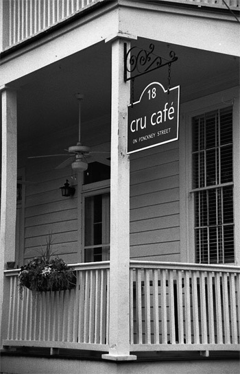 Cru Cafe - Restaurants - 18 Pinckney St, Charleston, SC