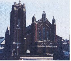 St. Joseph's Church - Ceremony Sites - 35 Hamilton St, Worcester, MA, 01604