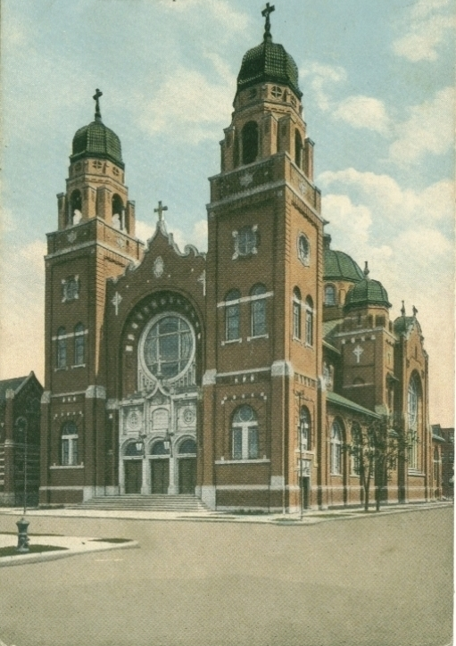 Holy Innocents Church - Ceremony Sites - 743 N Armour St, Chicago, IL, 60642