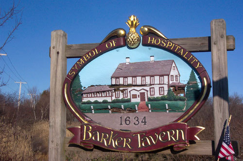 The Barker Tavern - Reception Sites, Ceremony Sites - 21 Barker Road, Scituate, MA, United States