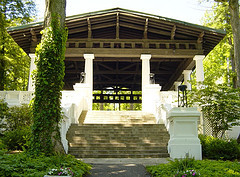 Ceremony- Hall Of Philosophy - Ceremony Sites - Chautauqua, NY