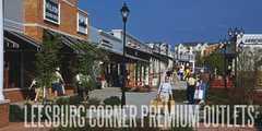 Leesburg Corner Premium Outlets - Shopping - 241 Fort Evans Rd NE, Leesburg, VA, 20176, US
