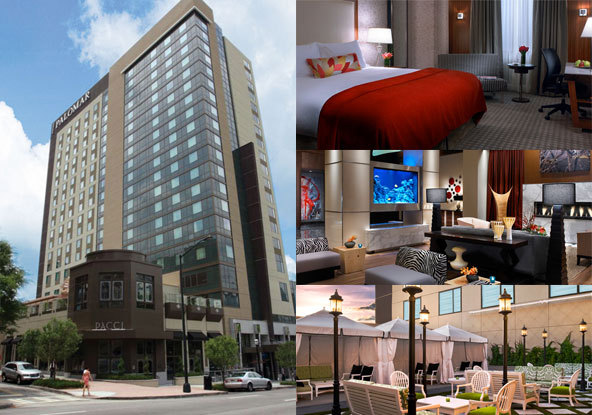 Hotel Palomar Atlanta-midtown - Hotels/Accommodations, Reception Sites - 866 W Peachtree Street Northwest, Atlanta, Ga, United States