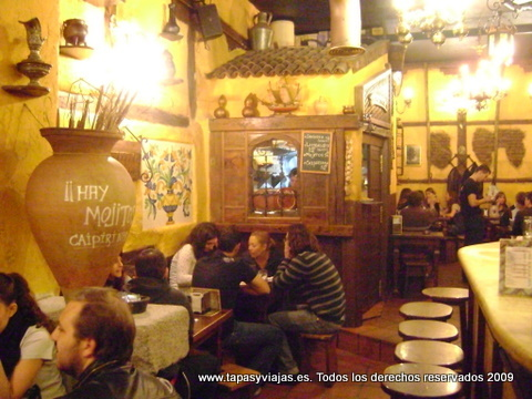 Malaspina - Attractions/Entertainment, Restaurants - Calle de Cádiz 9, Madrid, Madrid, Spain