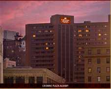 Crowne Plaza - Hotel - State St & Lodge St, Albany, NY, 12207