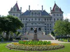 New York State Capitol - Attraction - State St, Albany, NY, United States