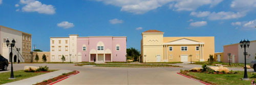 Cappella Court Gardens - Ceremony Sites, Reception Sites - 2424 Marsh Ln, Carrollton, TX, 75006