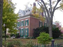 Burr House - Ceremony Sites, Hotels/Accommodations - 210 E Chestnut St, Bloomington, IL, 61701