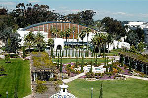 Administrative Courtyard, Balboa Park - Ceremony Sites, Attractions/Entertainment - 2125 Park Blvd, San Diego, CA, 92134