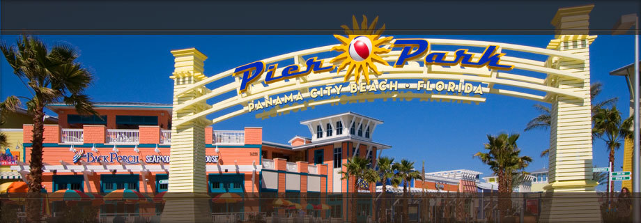 Pier Park - Restaurants, Shopping, Attractions/Entertainment - Suite 125, 600 Pier Park Drive, Panama City Beach, FL, United States