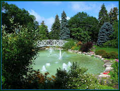 Rockway Gardens - Attraction - 7 Floral Crescent, Kitchener, ON, Canada